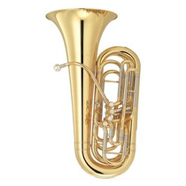 Tuba Yamaha Ycb621 Na Loja Cheiro De Musica Nf E Garantia !!