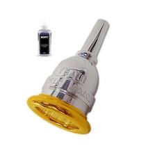 Bocal Jc Custom Tuba/bombardao Ultra 35 Oleo De Pisto Brinde