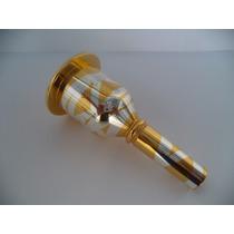 Tuba - Bocal P/ Tuba Jc Custom Linha Harmonic