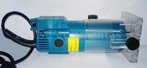 Tupia Fresa Manual 6mm 350 Watts 30.000rpm - 110v