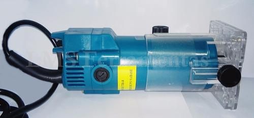 Tupia Fresa Manual 6mm 350 Watts 30.000rpm 110v