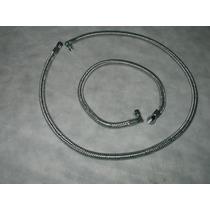 Mangueira Flexível Ar / Óleo Lubrificação Turbina - Aeroquip