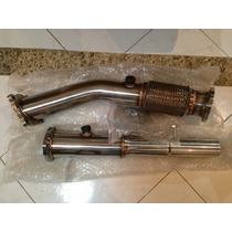 Downpipe 3 Inox Vw Golf Gti 1.8t E Audi A3 1.8t 150hp 180hp
