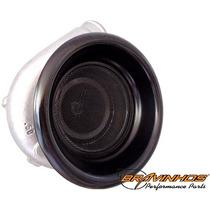Corneta Protetora (tela) P/ Turbina E Carburador - Alumínio
