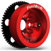 Kit Roda Fônica Fueltech Vw 60-2 Poli-v Para Ap 8v -vermelho