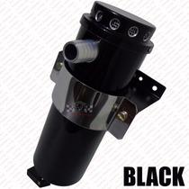 Reservatório P\ Respiro De Óleo Black 600ml Carro Moto Turbo