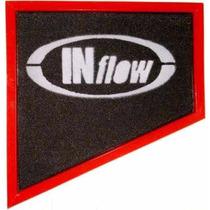 Filtro Esportivo Inflow - Vw Gol, Polo, Fox 1.6 2008 Acima