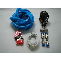 Kit Booster Universal Turbo Com Chave Caça(romanmangueiras)