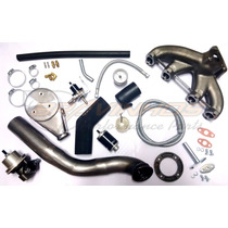 Kit Turbo Vw Motor Ap Pulsativo Farol Carburado Sem Turbina