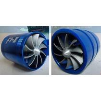 Turbo Fan Importado Economize Combustível + Potência