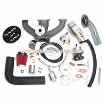Kit Turbo Ae / Cht 1.6 Injeção 1 Bico Mod. Gol Sem Turbina