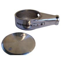 Mufla Tampa De Pressurização Injeção Monoponto Motor Ap Cli