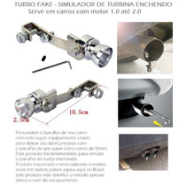 Apito Turbo Simulador Turbo M P/ Carros 1.0 Ate 2.0 Tuning