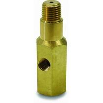 Adaptador P/ Manometro Pressão De Oleo N2 M14mm / F13mm / L9