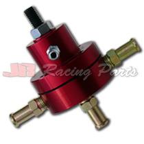 Dosador Combustivel Hp Regulador De Pressão Pequeno Vermelho
