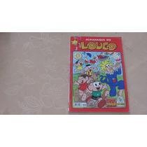 Almanaque Do Louco N 1 Turma Da Monica
