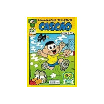 Almanaque Temático Cascão Vol.30: Futebol