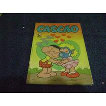 Gibi Cascão Nº 07 - Editora Globo - Abril 1987