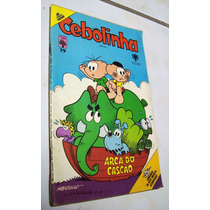 Cebolinha Nº 79: Cascão Embarca Na Arca - 1979 - Ed. Abril