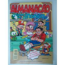 Almanacão Turma Da Mônica Número 6 - Edit. Globo