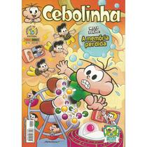 Cebolinha 91 - Panini - Gibiteria Bonellihq Cx 22