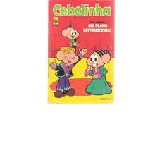 Cebolinha 34 - 1975 - Ed. Abril