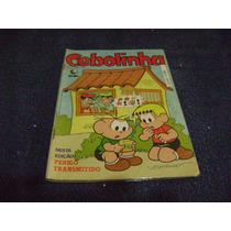 Gibi Cebolinha Nº 03 Editora Globo - Março 1987