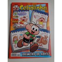 Gibi Cebolinha Nº 51 Panini Comics