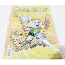 Cebolinha Primeira Série 01 - Editora Panini - Raridade