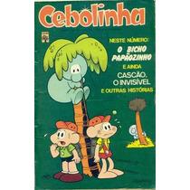 Cebolinha 16-17-18-19 (1974)-originais-leia Descrição