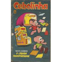 Cebolinha Nº 19 Editora Abril 1974 - Original