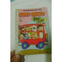 Almanaque Do Chico Bento No.5 Mar 89 Ed Globo Ótimo
