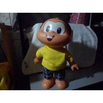 Brinquedo Antigo, Boneca Mônica Da Mimo 30 Cm