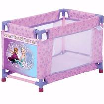 Berço Para Boneca Frozen Princesas Disney - Multibrink