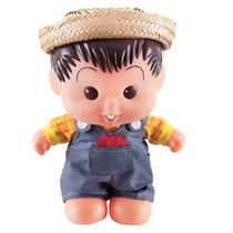 Boneco Chico Bento Bonitinho 4158 Original Multibrink C/ Nf