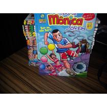 Revista Em Quadrinhos Mangá Turma Da Mônica Jovem Nº 11