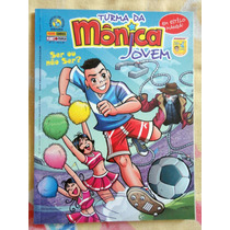 Turma Da Mônica Jovem Nº 11 - Revista Mangá!