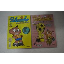 Pelezinho Coleção Histórica 1 E 2- Panini- Preço Dos Dois.