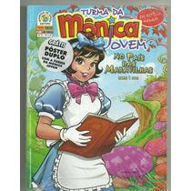 Revista Turma Da Mônica Jovem 21