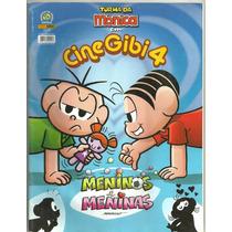 Cine Giibi 4 - Meninos E Meninas - Turma Da Monica