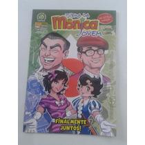 Turma Da Mônica Jovem 42 1/2 Meio Manga Raro