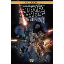 Panini - Star Wars A Guerra Nas Estrelas Vol 1 E 2 Completo