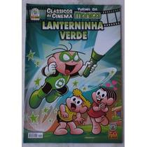 Clássicos Do Cinema Turma Da Mônica Nº 27 Lanterninha Verde