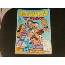 Almanacão Turma Da Mônica Nº 9 - Ed. Globo - 1998