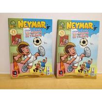 Gibi Neymar Jr. N° 1 Ed. Panini