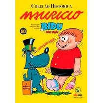 Hq Turma Da Mônica - Coleção Histórica Mauricio - Bidu E Zaz