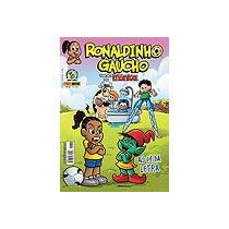 Ronaldinho Gaucho-turna Da Monica N.69