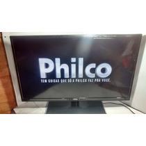 Tv Philco 32 Ph32f33dg (leia A Descrição Do Produto)