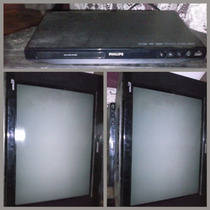 Combo Tv Semp Ultra Slim Tubo 29 Pol + Aparelho Dvd Philips