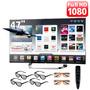 Tv Led Lg Cinema Smart 3d 47 Lm7600 Top Rara Itaquaquecetuba